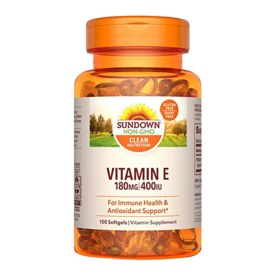 Sundown Vitamin E