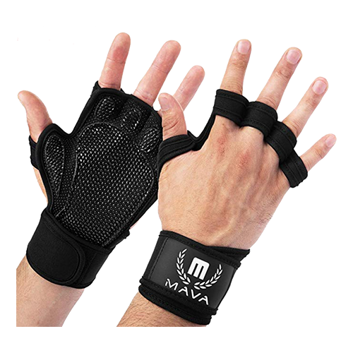 Mava Sports Ventilated Workout Gloves
