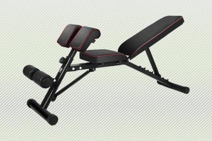 soges Multi-Functional Adjustable Bench