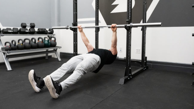 Inverted Row Guides