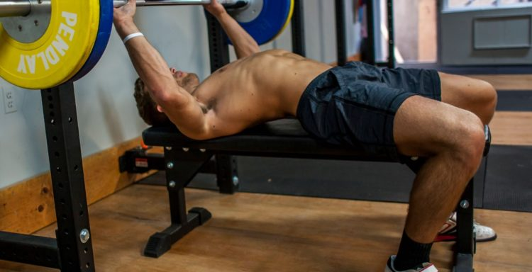 Bench Press Bend the Bar