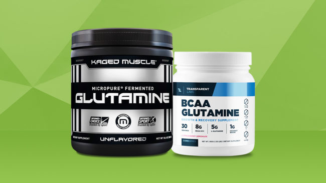 Best Glutamine Supplements