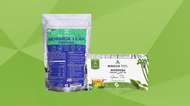 Best Moringa Powder