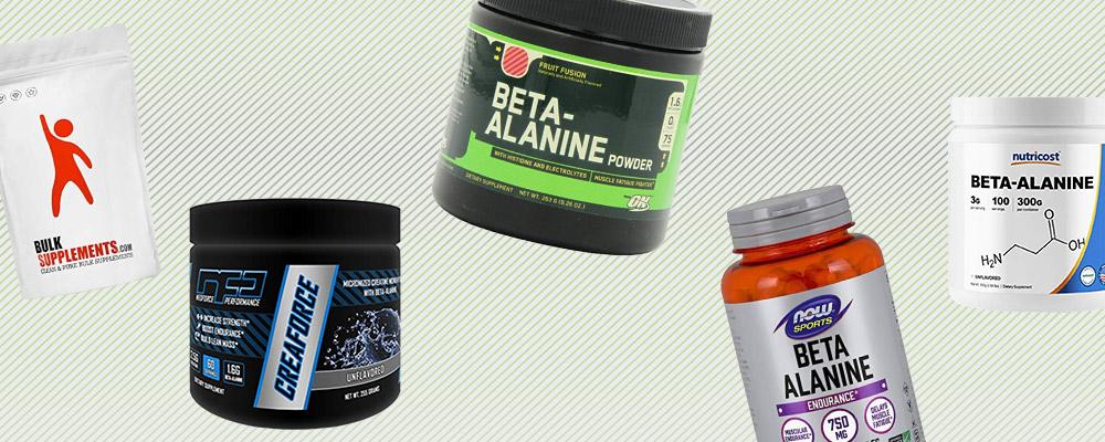 Best Beta-Alanine Supplements