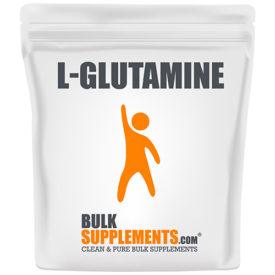 BulkSupplements L-Glutamine Powder