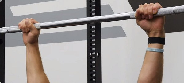Inverted Row Grip
