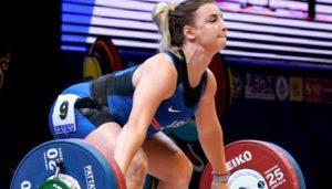 Katherine Nye Weightlifting World Championships