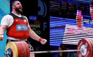 Lasha Talakhadze 2019 IWF World Championships