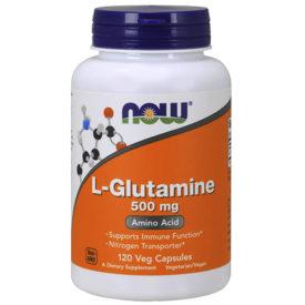 NOW Supplements L-Glutamine