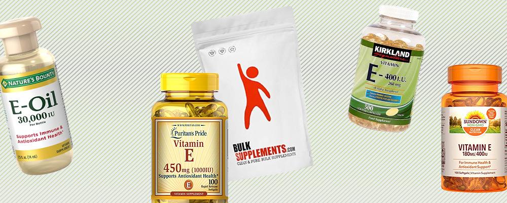 Best Vitamin E