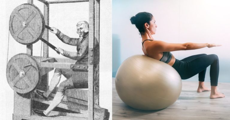 functional fitness history