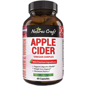 Natures Craft Apple Cider Vinegar Complex