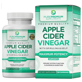 PurePremium Apple Cider Vinegar Capsules