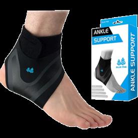 Blue Pine Adjustable Ankle Sleeve