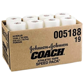 Johnson & Johnson Coach Athletic Tape