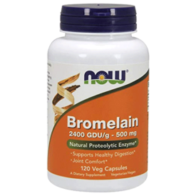 NOW Supplements Bromelain