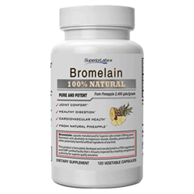 Superior Labs Best Bromelain