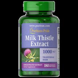 Puritan's Pride Milk Thistle Extract
