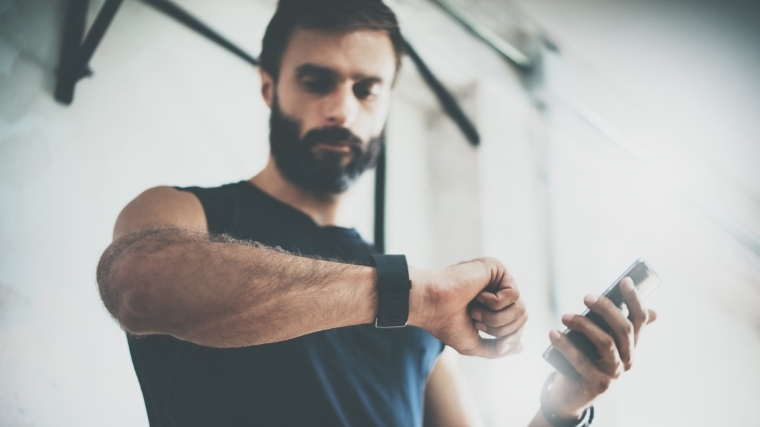 Best fitness trackers workouts