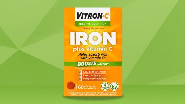 Best Iron Supplements