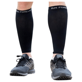 Run Forever Compression Sleeves