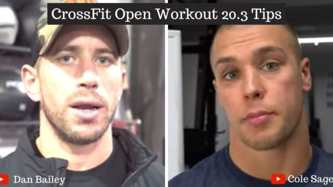 CrossFit Open Workout 20.3 Tips