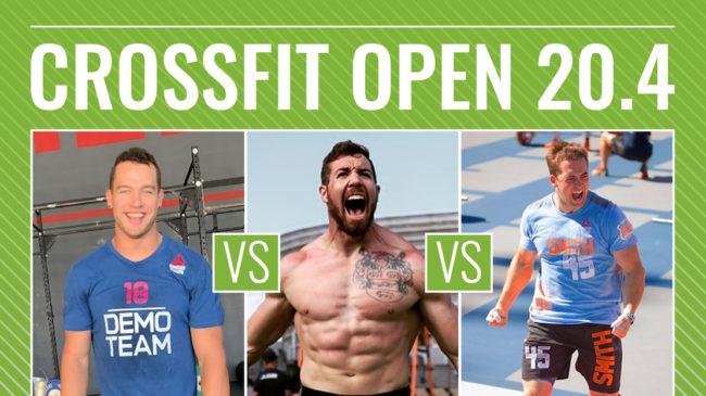 CrossFit Open Workout 20.4