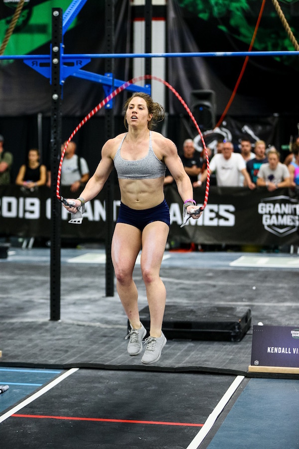 Kendall Vincelette Jump Rope