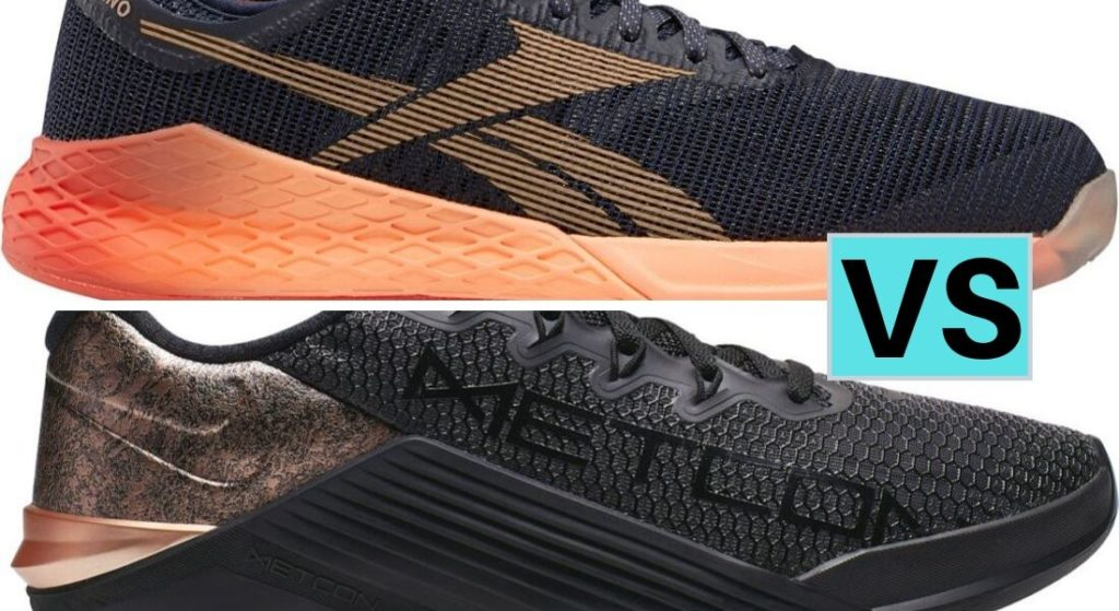 Nike Metcon 5 Vs. Reebok CrossFit Nano