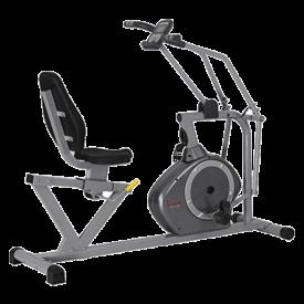 Sunny Health & Fitness Magnetic Recumbent Bike