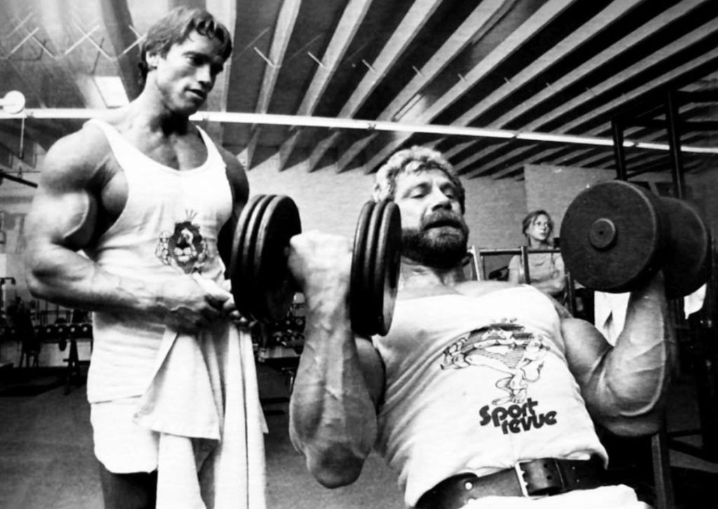 Arnold and Jusup Training