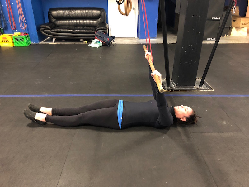 Banded Lat Activation