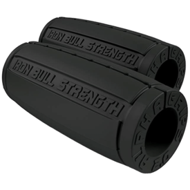 Iron Bull Strength Alpha Grips 2.0