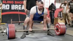 Cailer Woolam All-Time Deadlift World Record