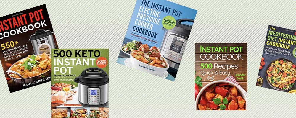 Best Pressure Cooker Cookbooks