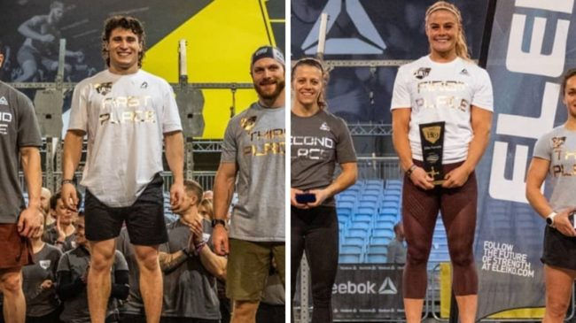 CrossFit Filthy 150 Results