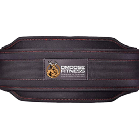 DMoose Fitness Dip Belt with Chain