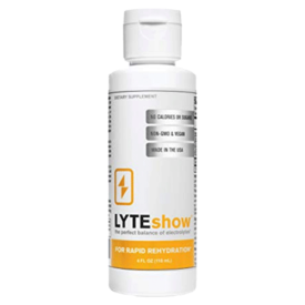 LyteShow: Ionic Electrolyte Concentrate