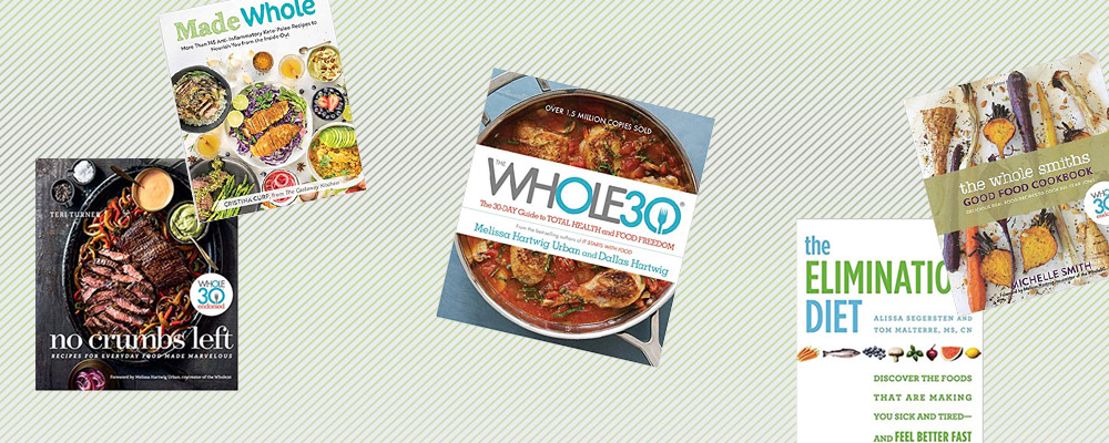 Elimination Diet Cookbooks