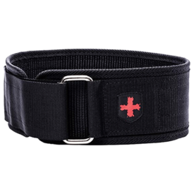 Harbinger 4 Inch Nylon Weightlifting Belt
