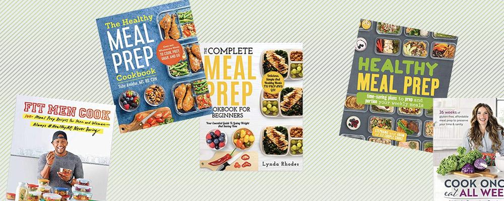 Meal Prep Cookbooks