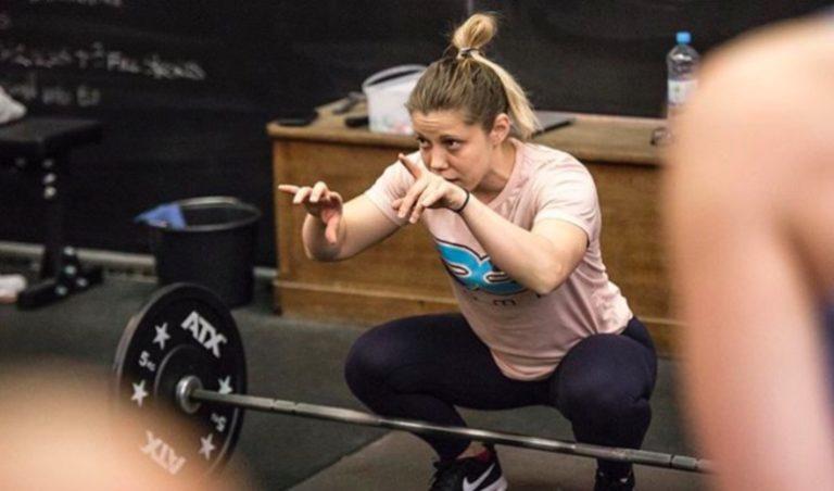 CrossFit Coach Michele Letendre