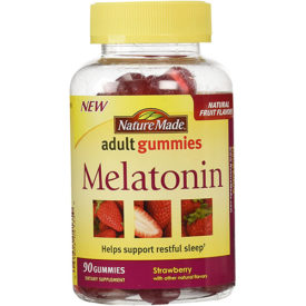 Nature Made Melatonin Adult Gummies