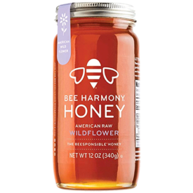 Bee Harmony American Raw Honey
