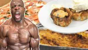 Terry Crews Cheat Meal