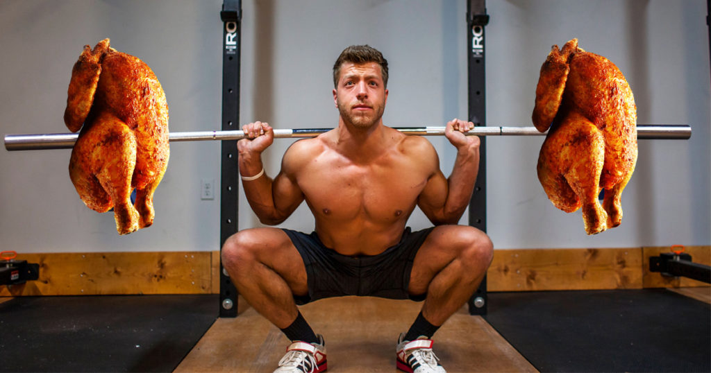 Thanksgiving Workouts for Strength Athletes