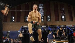 CrossFit athlete Tyler Christophel