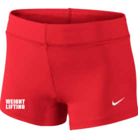 Women's Weightlifting Performance Shorts