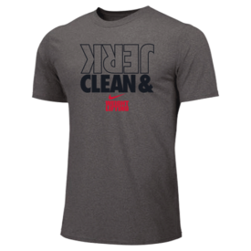 Clean and Jerk Tee