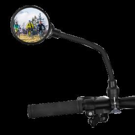West Biking Bike Mirror Handlebar Mount